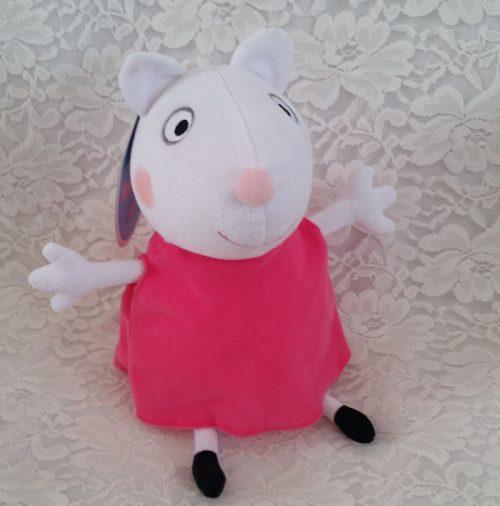 Peppa Pig Plīša rotaļlieta Sūzija, 30 cm
