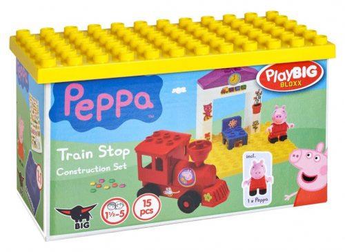 """Simba Peppa Pig Konstruktors """"Vilciena pietura"""""""