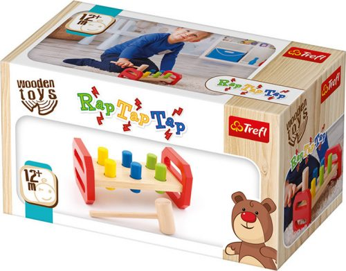 TREFL WOODEN TOYS Sitamā rotaļlieta