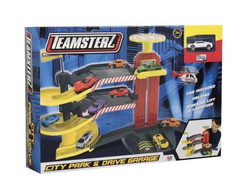 TZ 3″ rotaļlieta   Autostāvvieta + 1 auto