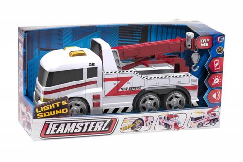 TZ rotaļlieta – Evakuators ar gaismu un skaņu