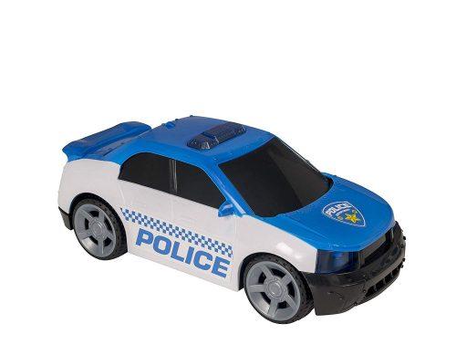 TZ rotaļlieta – Policijas auto ar gaismu un skaņu