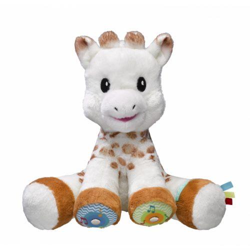 VULLI Sophie la girafe plīša rotaļlieta 10m+ Touch & Music 230806F