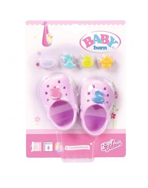 ZAPF BABY BORN Sandales – dažādas krāsas