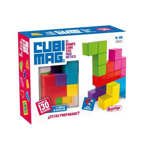 BLUE ROCKET CUBIMAG spēle