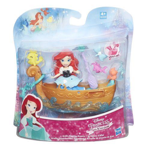 DISNEY PRINCESS mini lelle laivā