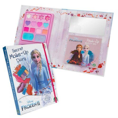 "FROZEN II Slepenā ""Make-Up"" dienasgrāmata"