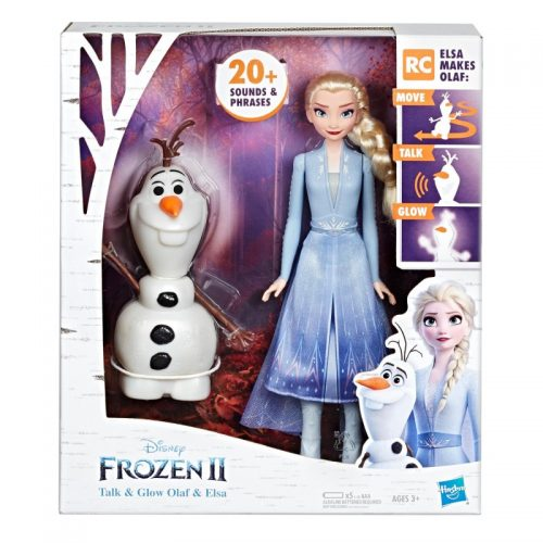 FROZEN II lelle Olafs un Elsa