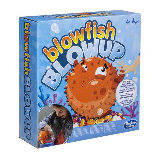 HASBRO BLOWFISH BLOWUP Galda spēle (EE, LV, LT, RU, EN)