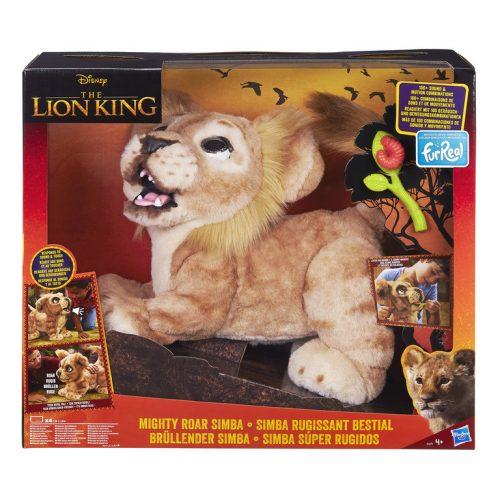HASBRO FURREAL Karalis Lauva