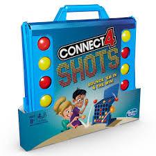 """HASBRO Spēle """"Connect 4 Shots"""""""
