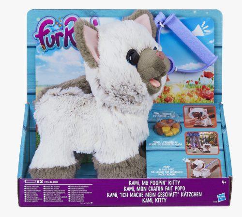 Hasbro FurReal Jautrais kaķēns Kami