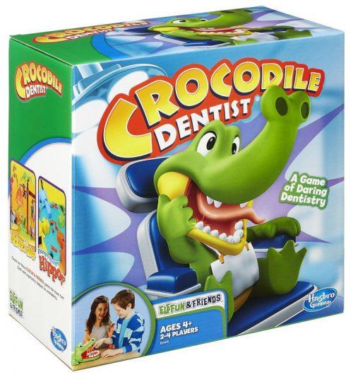 Hasbro Spēle Krokodils zobārsts (EE, LV, LT, RU, EN)