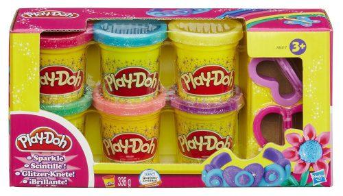 """Play-Doh Plastilīna komplekts """"Mirdzošais prieks"""""""