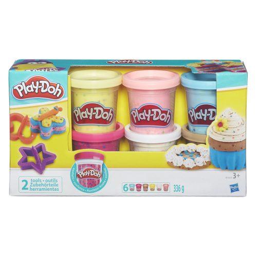Play-Doh Plastilīns, 6 gb.