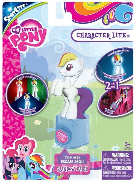 TECH4Kids Gaismu izstarojoša figūra My Little Pony