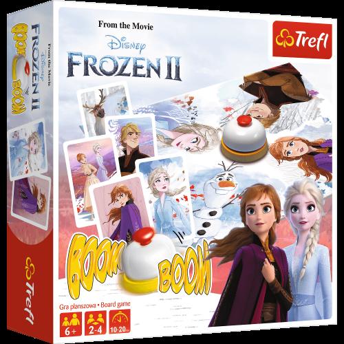 TR Frozen 2 BoomBoom galda spēle BALT FIN