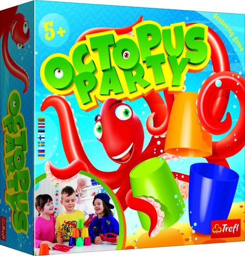 "TREF Spēle ""Octopus Party"""