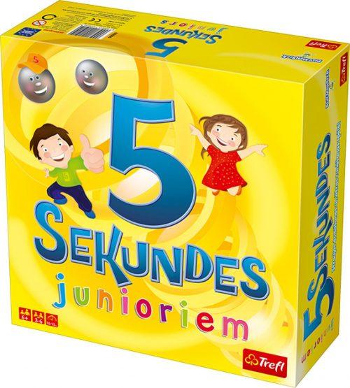 TREFL 5 Sekundes Juniors, latv. val.