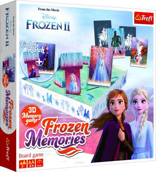 "TREFL FROZEN Atmiņas spēle ""Frozen 2"""