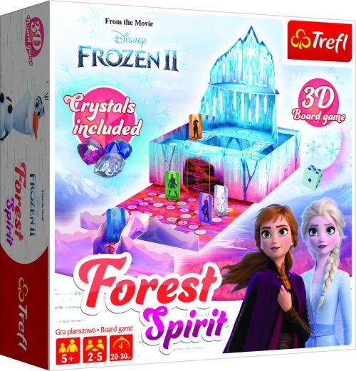 """TREFL Galda spēle """"Frozen 2 Forest spirit"""" (MULTILANGUAGE)"""