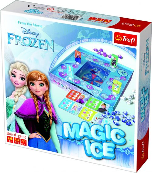 "TREFL Galda spēle ""Frozen Magic Ice"""