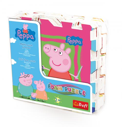 TREFL Grīdas puzle Peppa Pig