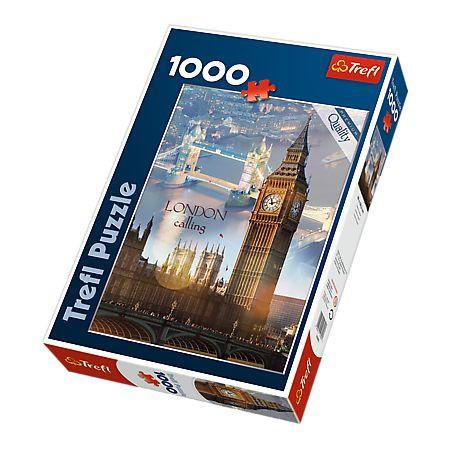 TREFL Puzle Londona, 1000 gb.