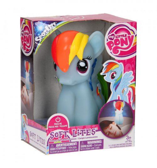 Tech4Kids Gaismu figūra, nakts lampa My Little Pony