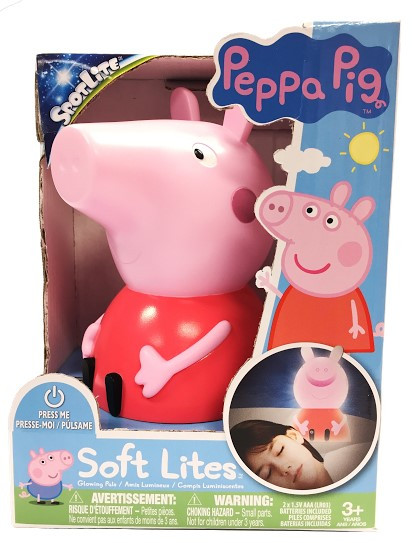 Tech4Kids Nakts lampa Peppa Pig