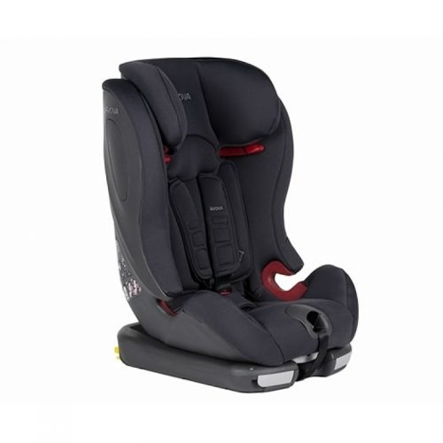 AVOVA autokrēsls Sperling-Fix Koala Grey ( 76 cm – 150 cm)