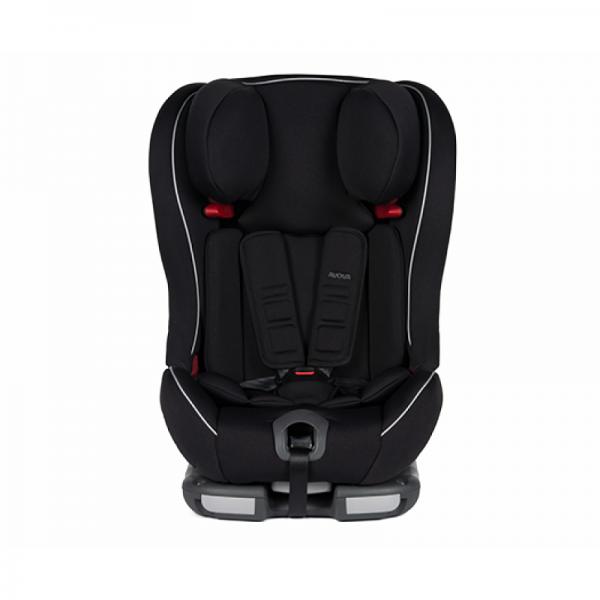 AVOVA autokrēsls Sperling-Fix Pearl Black ( 76 cm – 150 cm)
