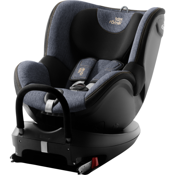 BRITAX autokrēsls DUALFIX² R Blue Marble 2000032199 (  0-18 kg)