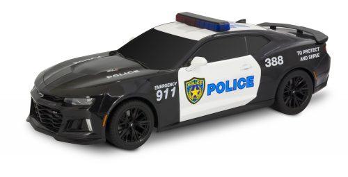 KIDZTECH 1/26 R/C Camaro ZL1 Policijas auto