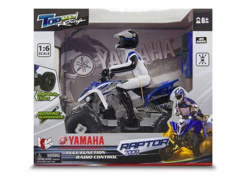 KIDZTECH 1/6 R/C motocikls Yamaha Raptor 700R