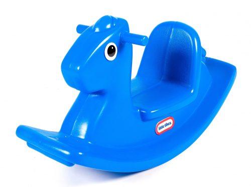 Little Tikes Šūpuļzirdziņš – zils