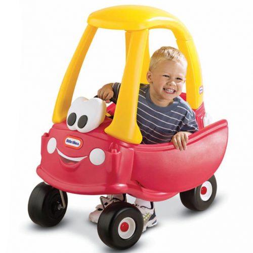"""Little Tikes Braucamrīks-staigulis-mašīna """"Kozijs"""""""