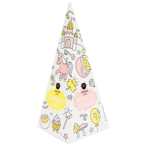NAILMATIC KIDS PRINCESS SURPRISE CONE DĀVANU KOMPLEKTS, SHEEPY