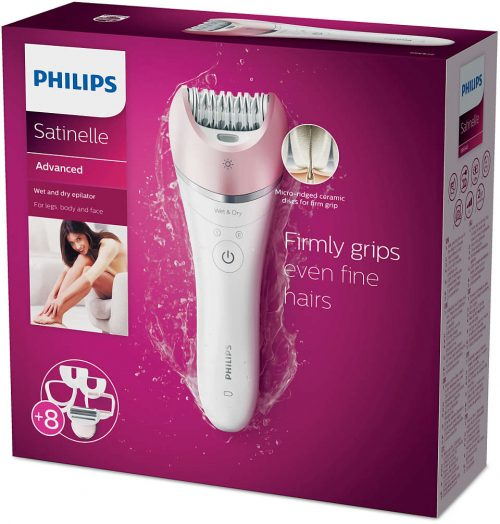 PHILIPS SATINELLE ADVANCED EPILATORS