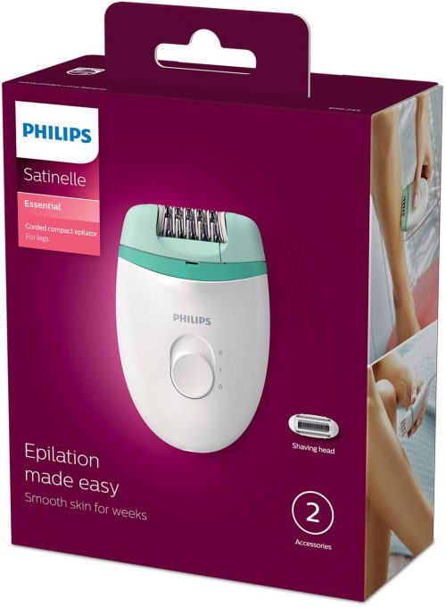 PHILIPS SATINELLE ESSENTIAL EPILATORS