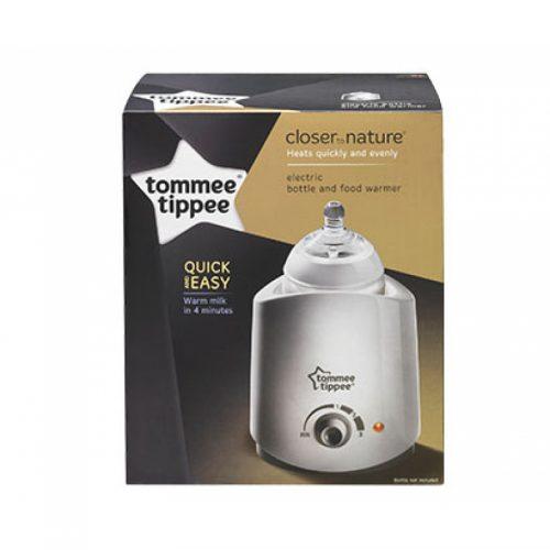 Tommee Tippee elektriskais pudelīšu sildītājs 42214441