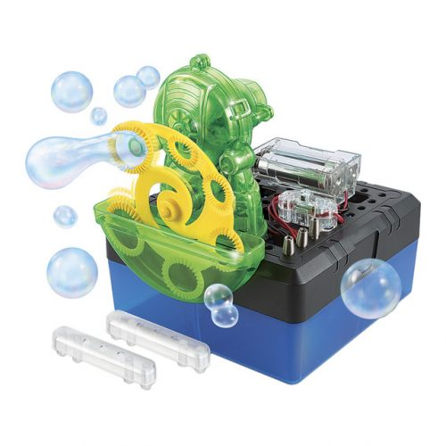 Juguetronica STEM BUBBLE MACHINE rotaļlieta mazajiem zinātniekiem