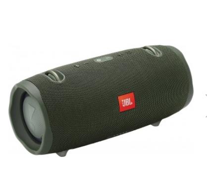 JBL mitrumizturīga bluetooth portatīvā skanda Xtreme, 15h,10000mAh, zaļa