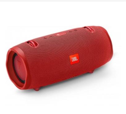 JBL mitrumizturīga bluetooth portatīvā skanda Xtreme, 15h,10000mAh,  sarkana