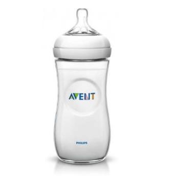 Izpārdošana! Philips Avent Barošanas pudelīte Natural 330 ml, 3M+