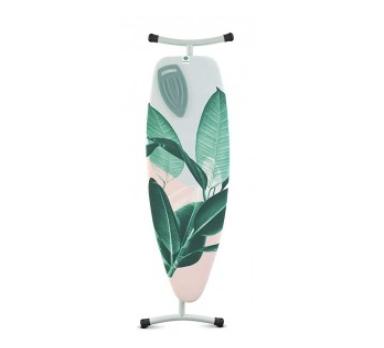 BRABANTIA gludināmais dēlis 35mm rāmis – D izmērs, 135x45cm, Tropical Leaves