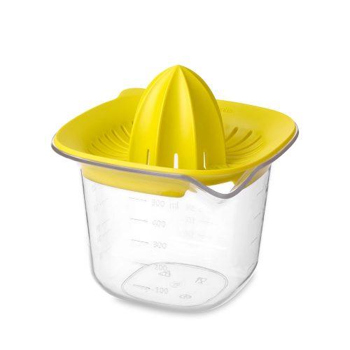 Izpārdošana! BRABANTIA citrusu spiede ar trauku 500ml, yellow