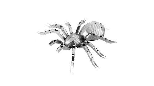 Juguetronica TARANTULA MODEL 3D metāla konstruktors Zirneklis