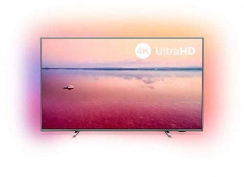 PHILIPS4K UHD LED Smart televizors, 126cm