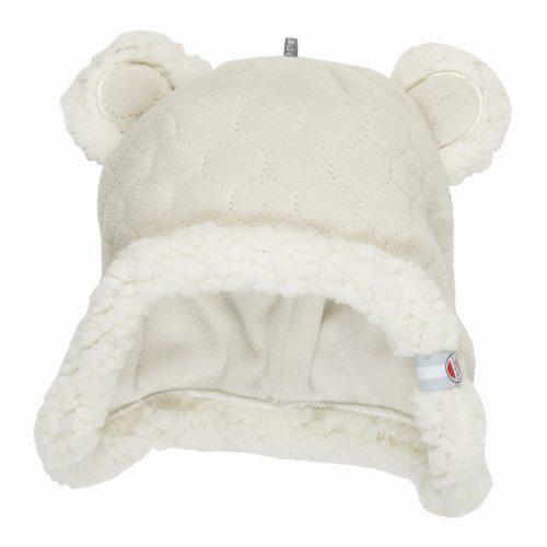 Lodger Hatter BotAnimal cepure, 6-12 mēn., Ivory